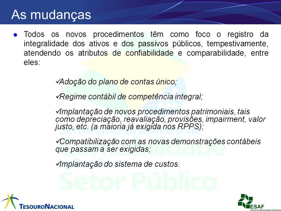 Contas Específicas PCASP RPPS 3.2.1.0.0.00.00 APOSENTADORIAS E REFORMAS 3.2.1.1.0.00.00 APOSENTADORIAS – RPPS 3.2.1.1.1.00.00 APOSENTADORIAS – RPPS – CONSOLIDAÇÃO 3.2.1.3.0.00.00 RESERVA REMUNERADA E REFORMAS – MILITAR 3.2.1.3.1.00.00 RESERVA REMUNERADA E REFORMAS – MILITAR CONSOLIDAÇÃO 3.2.2.0.0.00.00 PENSÕES 3.2.2.1.0.00.00 PENSÕES – RPPS 3.2.2.1.1.00.00 PENSÕES – RPPS – CONSOLIDAÇÃO 3.2.2.3.0.00.00 PENSÕES – MILITAR 3.2.2.3.1.00.00 PENSÕES – MILITAR – CONSOLIDAÇÃO 3.2.9.0.0.00.00 OUTROS BENEFÍCIOS PREVIDENCIÁRIOS E ASSISTENCIAIS 3.2.9.1.0.00.00 OUTROS BENEFÍCIOS PREVIDENCIÁRIOS – RPPS 3.6.1.0.0.00.00 REDUÇÃO A VALOR RECUPERÁVEL E AJUSTE PARA PERDAS 3.6.1.1.0.00.00 REDUÇÃO A VALOR RECUPERÁVEL DE INVESTIMENTOS
