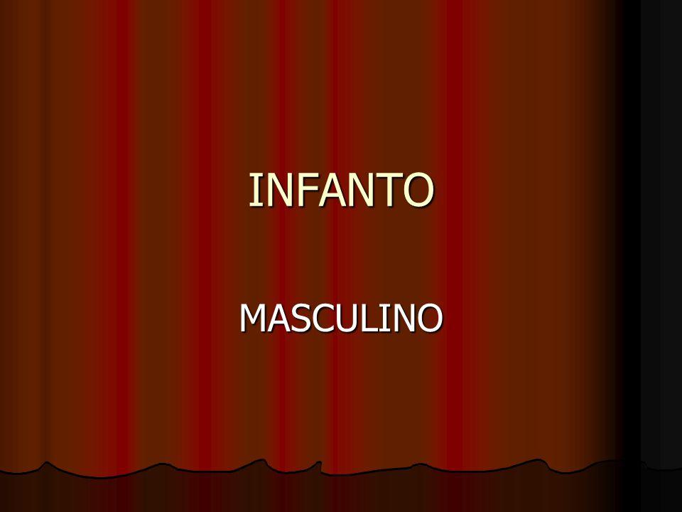INFANTO MASCULINO