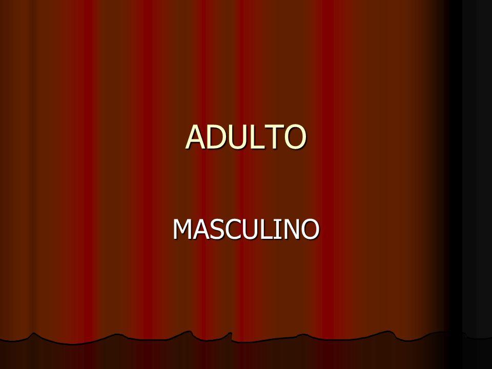 ADULTO MASCULINO
