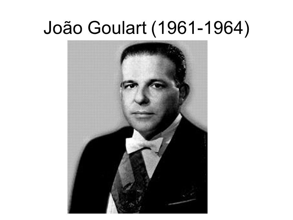 João Goulart (1961-1964)