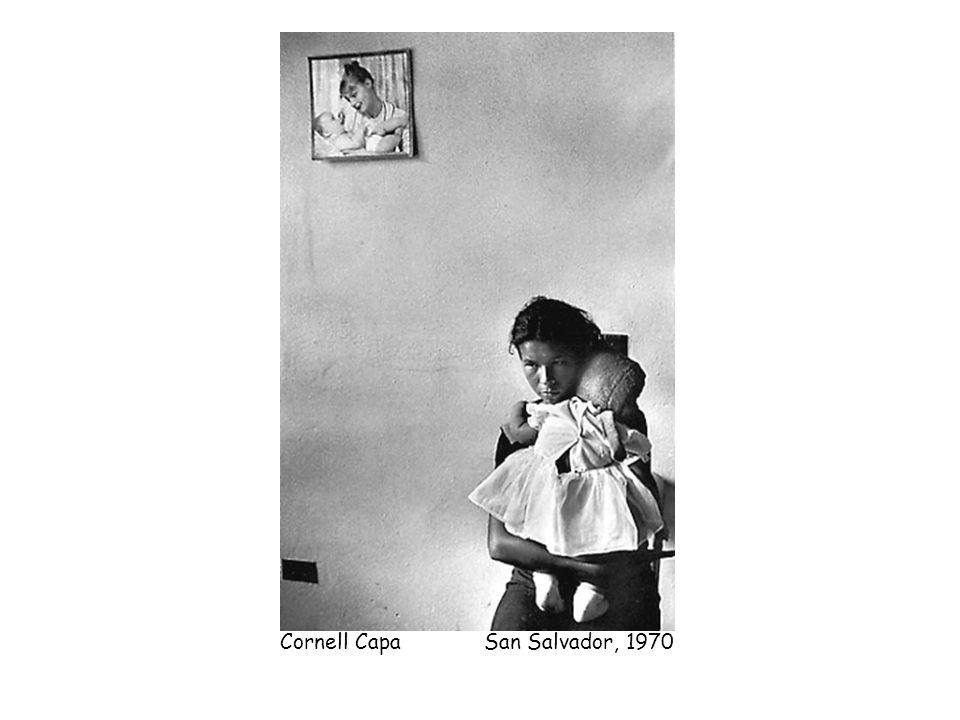 Cornell Capa San Salvador, 1970