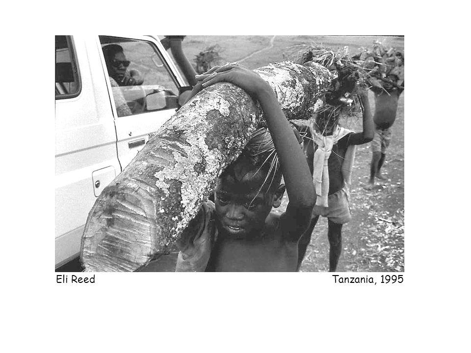 Eli Reed Tanzania, 1995