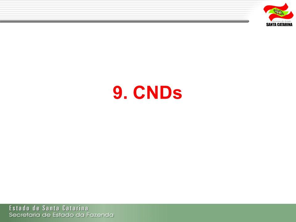 9. CNDs
