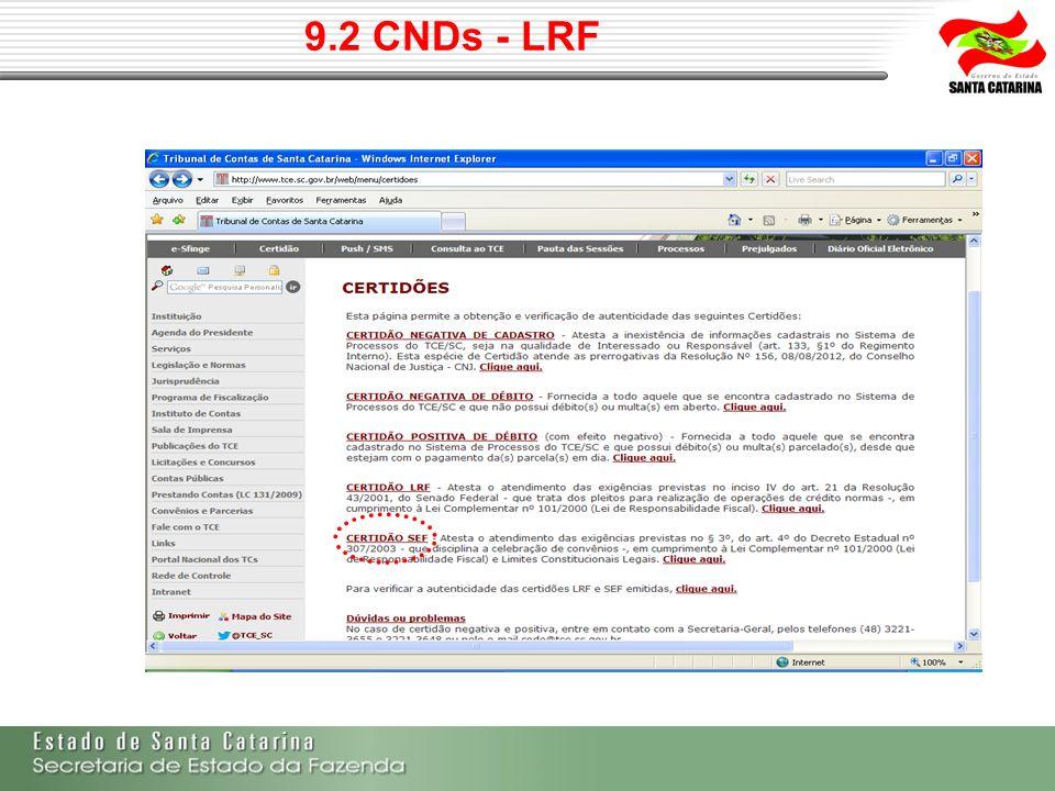 9.2 CNDs - LRF