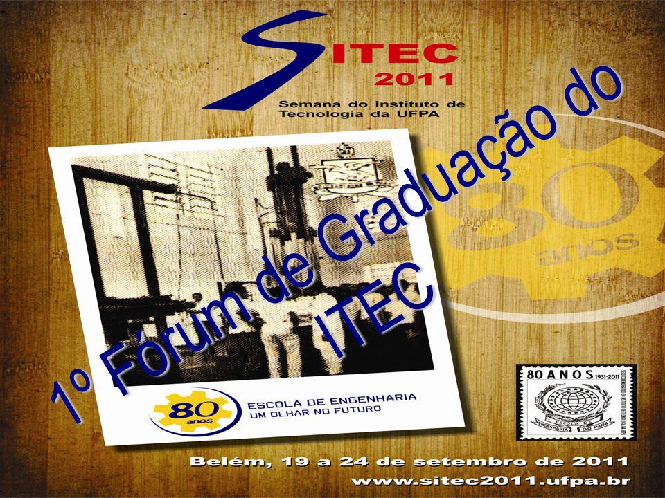 1º Fórum de Graduação do ITEC