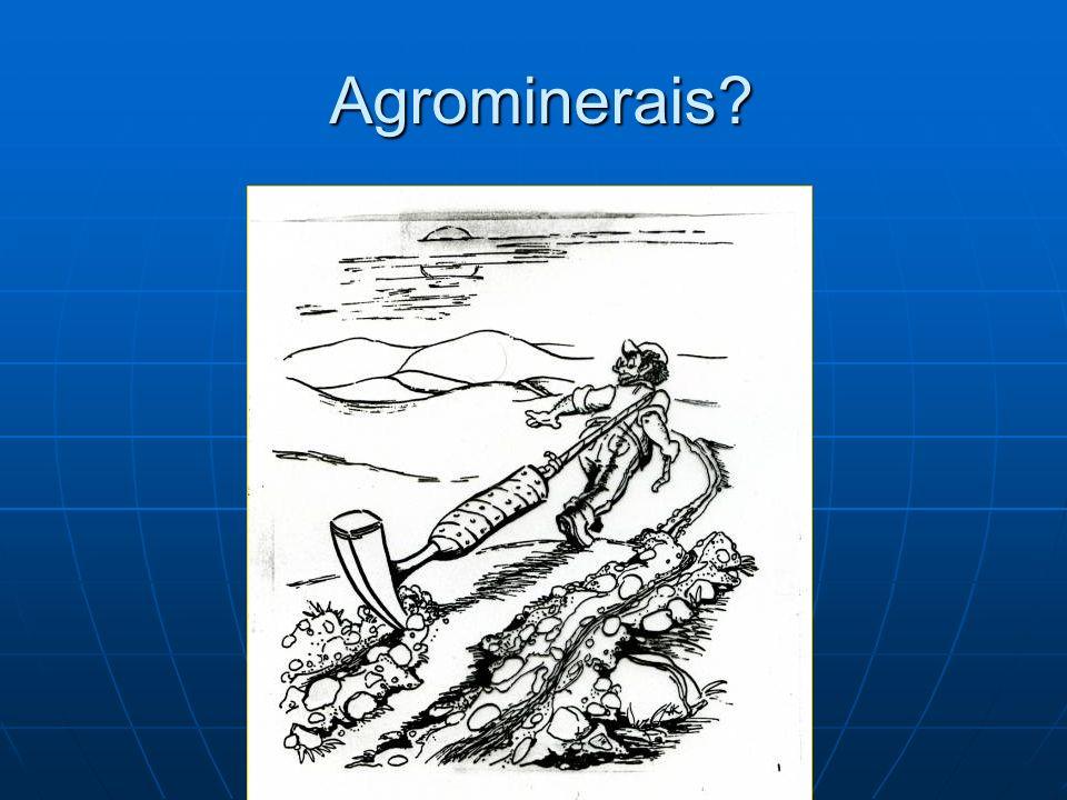 Minerais verdes ou ambientais Bentonita, atapugita, zeólitas, vermiculitas etc. utilizados (na forma natural ou modificados) no tratamento de efluente