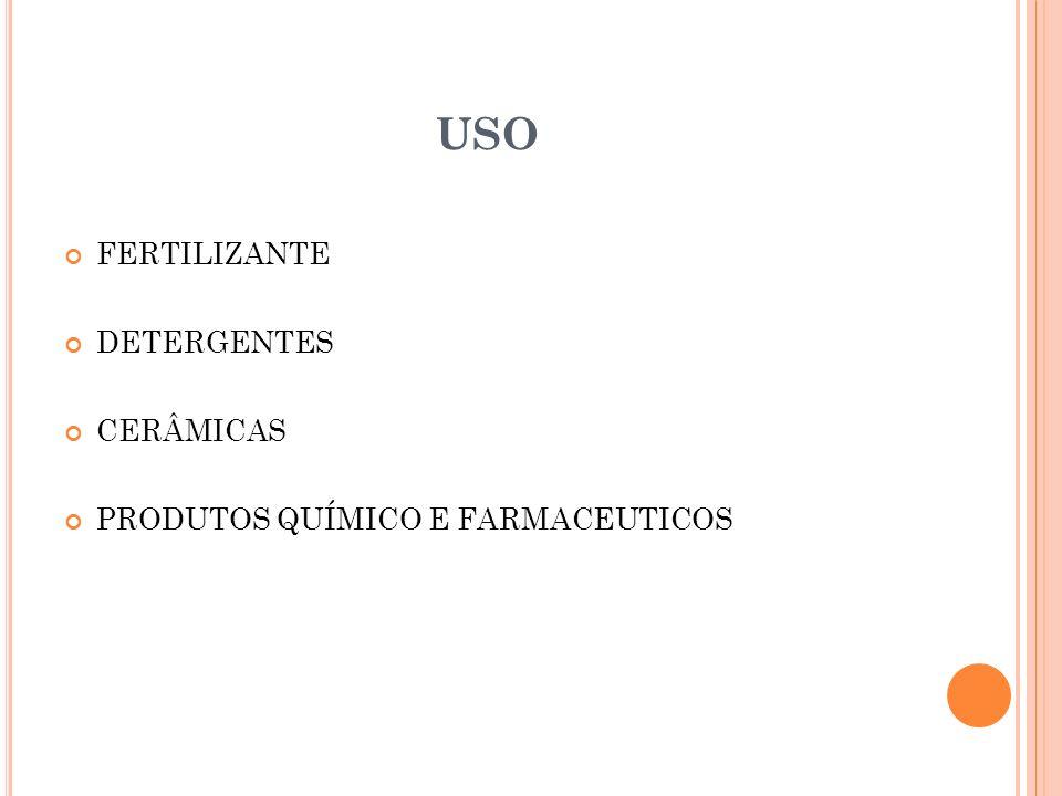 Bibliografia POTAFOS (1996).