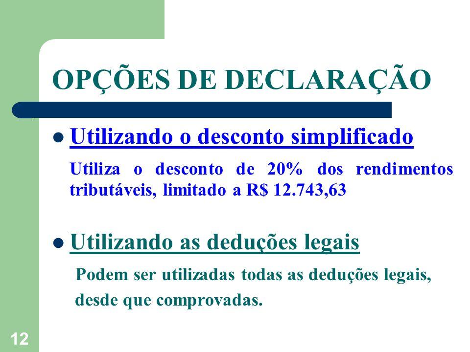 11 Declaração do Imposto de Renda Pessoa Física DIRPF / 2010 A seguir as informações sobre a A seguir as informações sobre a Declaração do imposto de renda Pessoa Física Declaração do imposto de renda Pessoa Física Exercício 2010 Exercício 2010 Ano Base 2009 Ano Base 2009