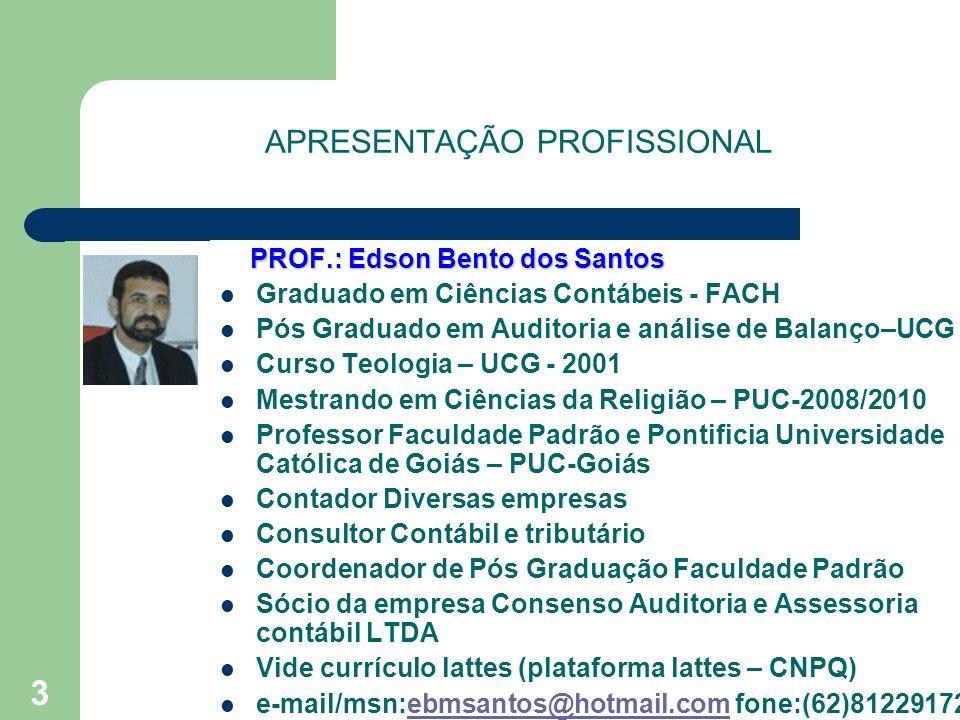 Edson Bento dos Santos 2