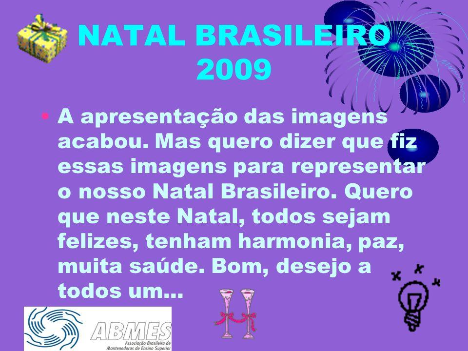NATAL BRASILEIRO 2009
