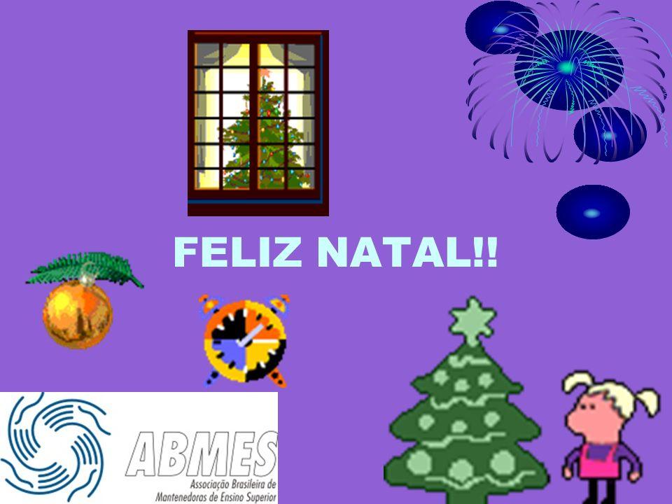 A apresentação das imagens acabou. Mas quero dizer que fiz essas imagens para representar o nosso Natal Brasileiro. Quero que neste Natal, todos sejam