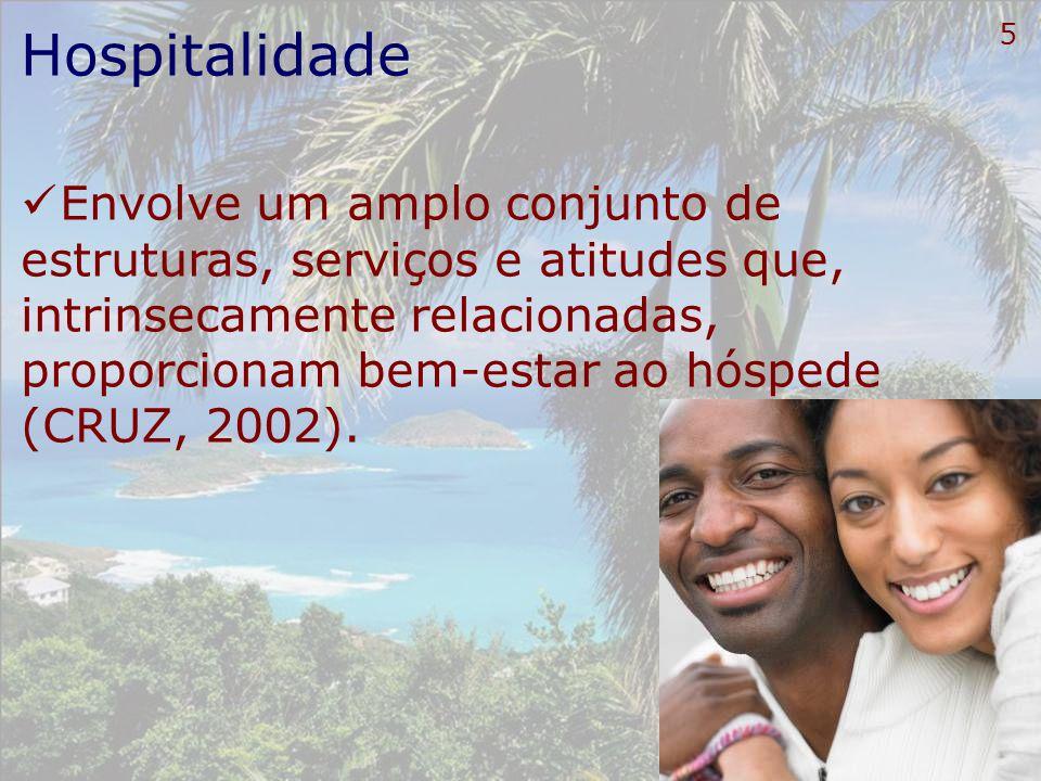 6 Hospitalidade Consiste na ação voluntária de inserir o recém-chegado em uma comunidade, possibilitando o benefício das prerrogativas relacionadas ao seu novo status, seja ele provisório ou definitivo (CASTELLI, 2006).