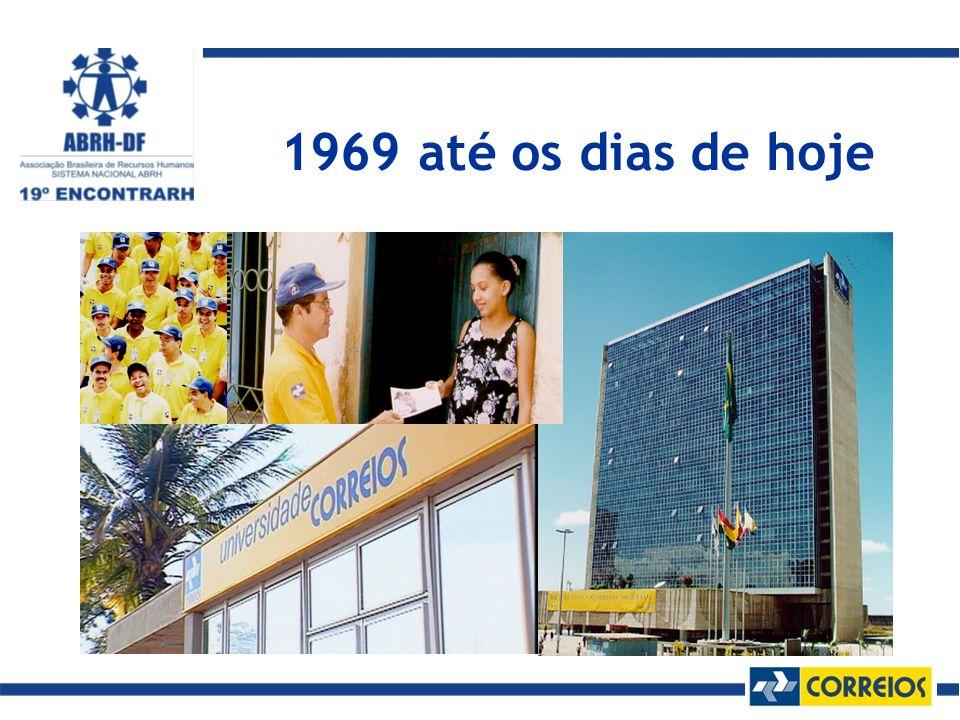 1969 até os dias de hoje