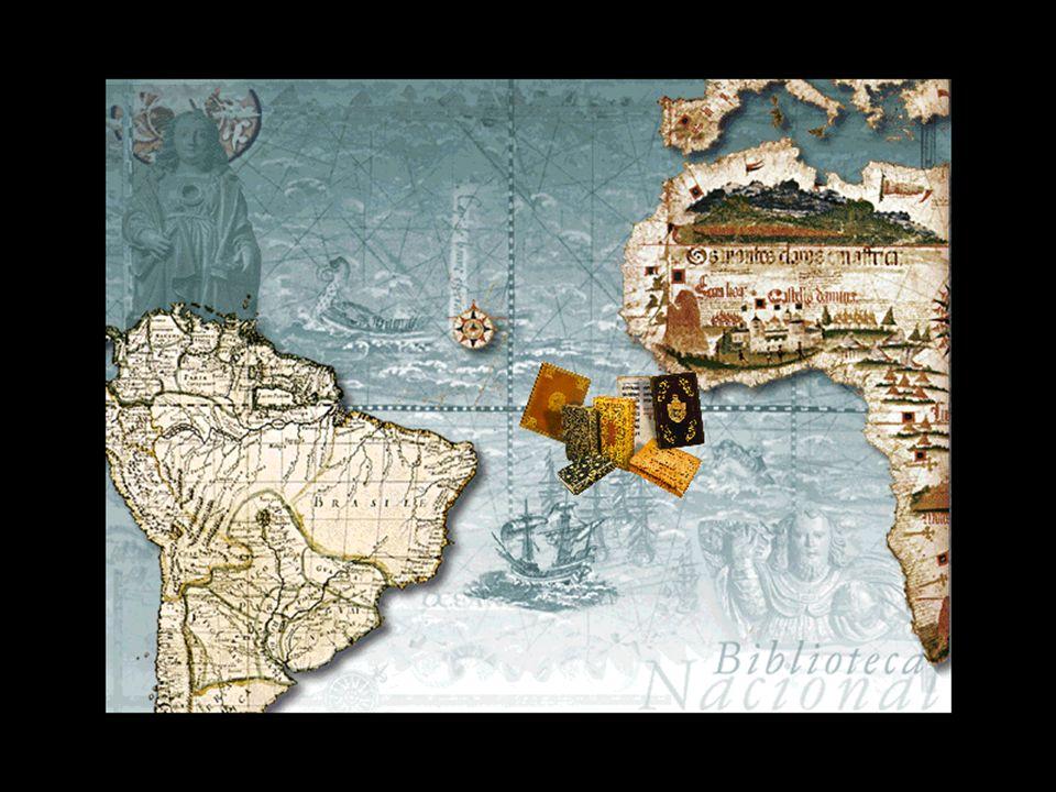 CONHECENDO A BIBLIOTECA NACIONAL O acervo da Biblioteca Nacional é multidisciplinar e constituído de livros, periódicos, manuscritos avulsos, códices, peças iconográficas (estampas, gravuras, desenhos, mapas, etc.) abrangendo autores nacionais e estrangeiros, destacando-se como primeiro da América Latina e o oitavo do mundo.