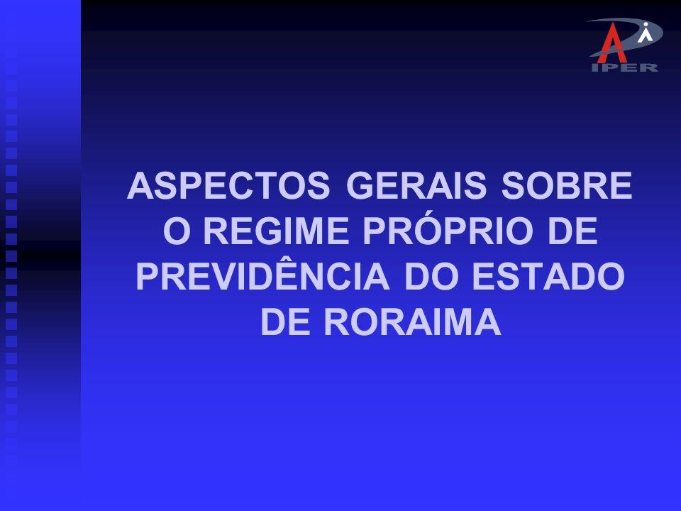 INSTITUTO DE PREVIDÊNCIA DO ESTADO DE RORAIMA Grupo 03