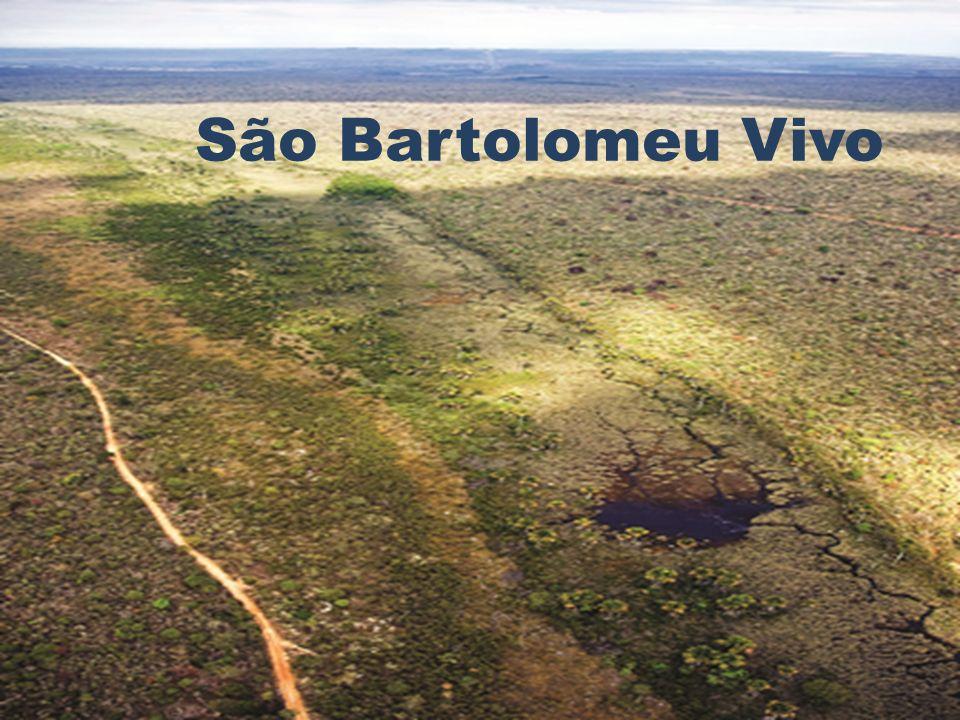 Projeto Rio São Bartolomeu Vivo Localização