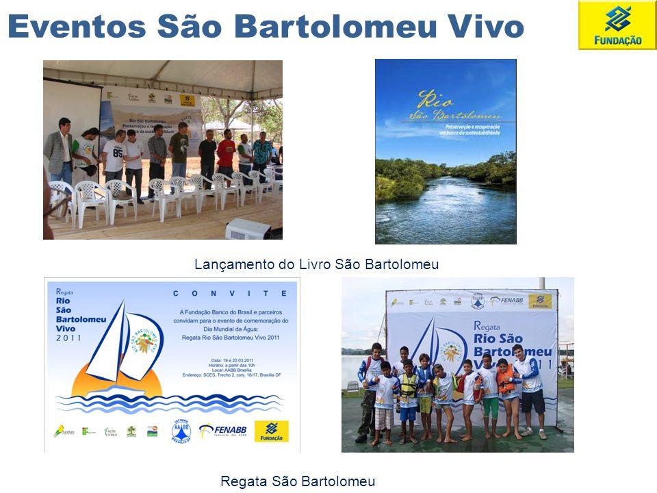 Lançamento do Livro São Bartolomeu Eventos São Bartolomeu Vivo Regata São Bartolomeu