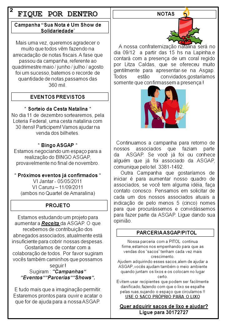 3 SUA SAÚDE 01 EDUARDO FÉLIX DE ARAUJO 02 DEMONTENS OLIVEIRA GUIMARÃES / SILVIA LINS / MANOEL MENDES DA SILVA / MAURÍCIO FREITAS DO NASCIMENTO / 03 ANTONIO RICARDO LIMA FILHO / FABICIANA BRITO DOS SANTOS / 04 BÁRBARA OLIVEIRA // MARIA VIEIRA GONZAGA / EDMILSON MOREIRA 05 GILDETE SILVA ASSIS // MAGNA DA SILVA MATOS // 06 CONCEIÇÃO MARIA CARNEIRO LOPES // EURIDES FAGUNDES //LINDALVA CONCEIÇÃO LOPES // MANOEL TOMAZ VARGAS LEAL // FELISBERTO SILVA SANTOS 08 SANDRA SANTOS PEROZZO // MARIA DA CONCEIÇÃO LISBOA RIOS 09 TEREZINHA MELO 10 MARIA SABINA DE JESUS / MARINALVA CORDEIRO DE FREITAS MARIA DE LUIZA VALENTE //CÉLIA RAMOS SILVA //EUNICE ARGOLO DE ARGOLO // 11-JOSUE BARBOSA DE MELO//JOFRE VENTURA/ MILTON N.CAFE 12 ISAIAS G.DE BRITO/JACIARA PEDREIRA 13 BERENICE SOUTO 14 LUZIA COSTA ALMEIDA SANTOS // REGINA TORRES SIMÕES // INALVA NUNES FERRAZ/MARCELO SILVA CORTES 15 NICE ARAÚJO // MARIA GENIVALDA DE OLIVEIRA // VALMIRA MARIA DE JESUS 16 JAILTON SOUZA DE ARAÚJO // MARIA TEREZA GUIMARÃES GATTO 17 ELOIZA MARTINEZ AMOEDO PARADA //LUCIENE CAVALCANTE LEITE // GINELISIO PINHEIRO LIMA // MARIA HELENA SANTOS DE SOUZA // EDSON SANTOS PEREIRA/Gelenisio P.