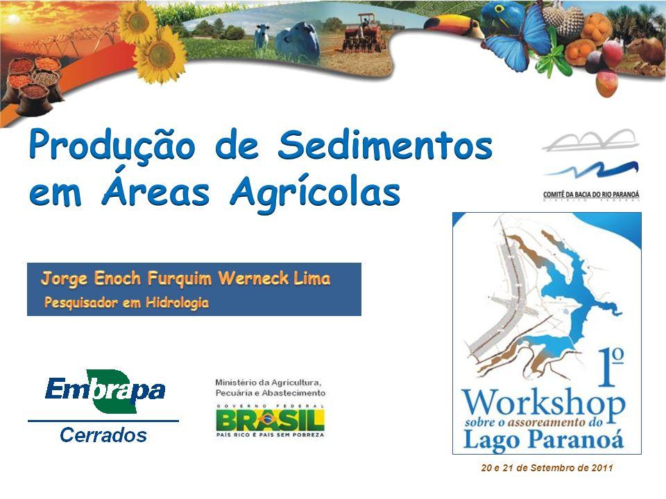 EROSÃO um dos principais processos de degradação do solo.