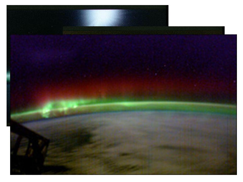 Para que estudar o airglow.Estudo da dinâmica atmosférica em altas altitudes.
