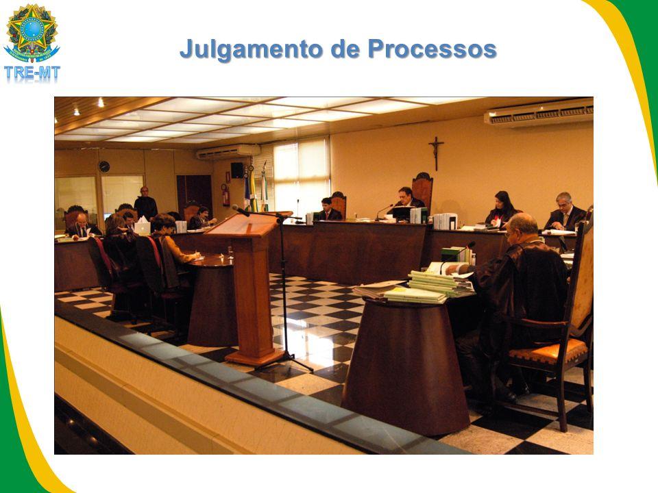 Julgamento de Processos