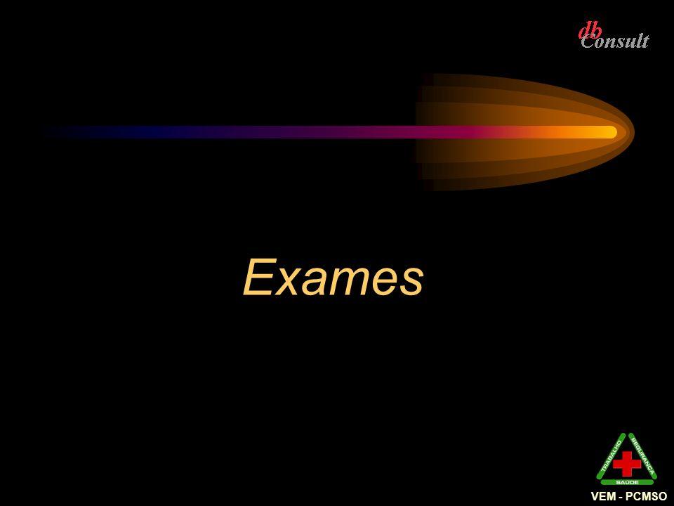 VEM - PCMSO Exames