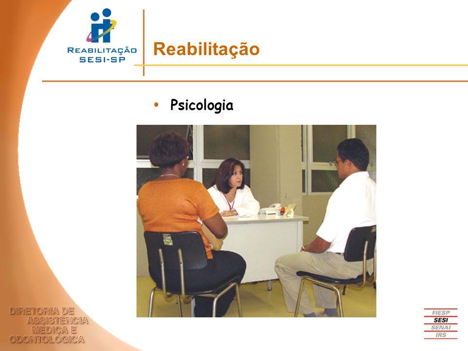 Psicologia Reabilitação