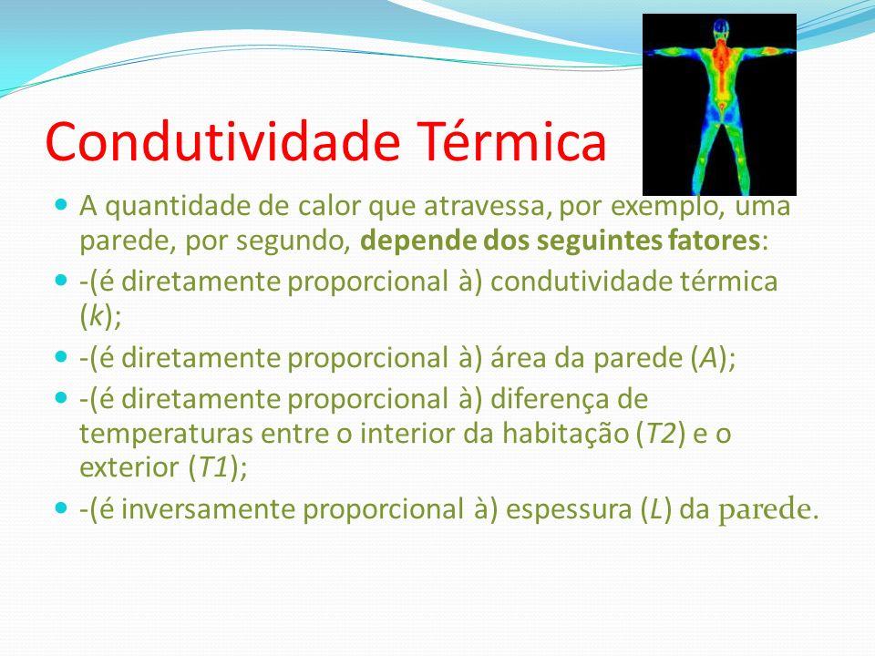 Coeficiente de transferência de calor é a incorporação da espessura a característica da natureza do material.