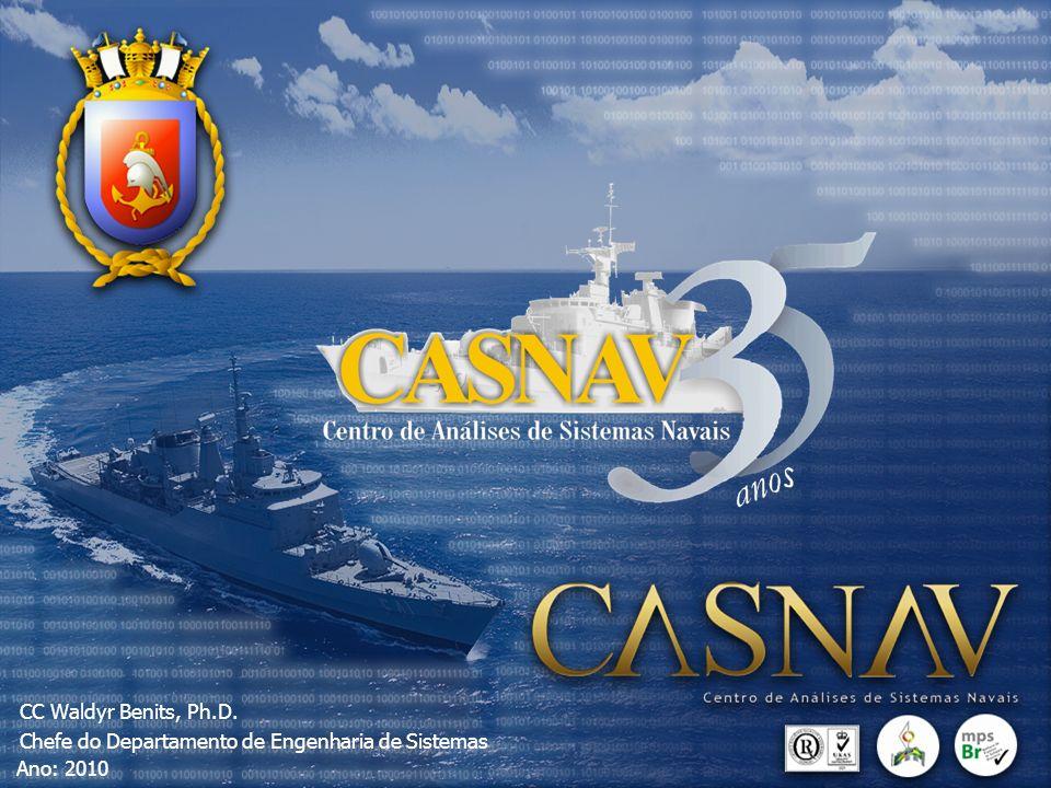 3 Extrato do Regulamento do CASNAV Portaria n° 51/EMA, de 4 de março de 2009 REGULAMENTO DO CENTRO DE ANÁLISES DE SISTEMAS NAVAIS CAPÍTULO II Da Missão Art.