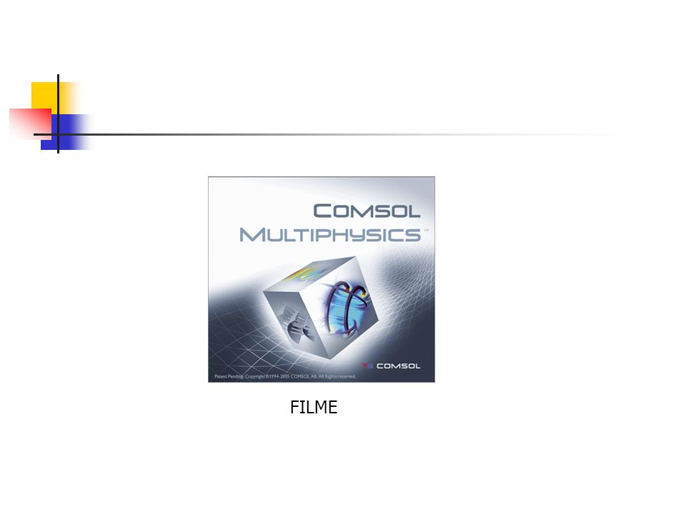 CONCLUSÕES A utilização de softwares como o Maple® e o COMSOL®.