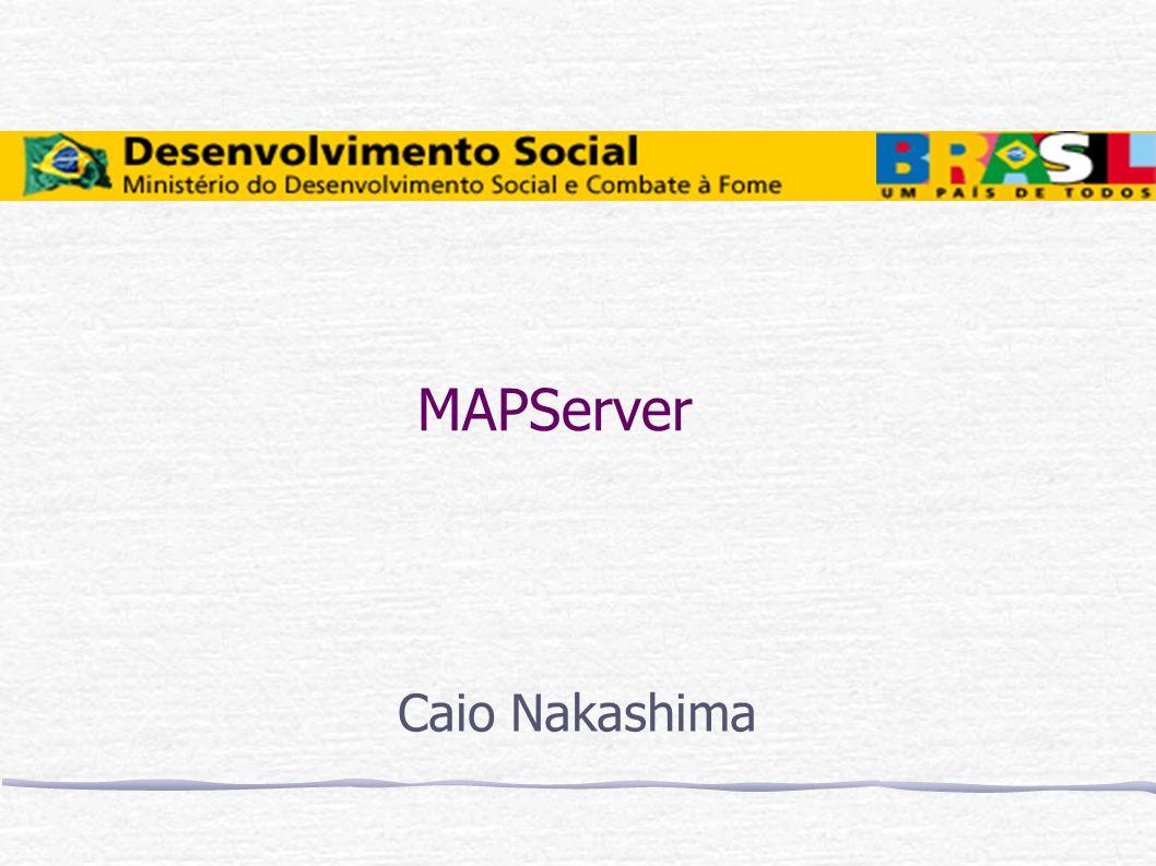 MAPServer Caio Nakashima