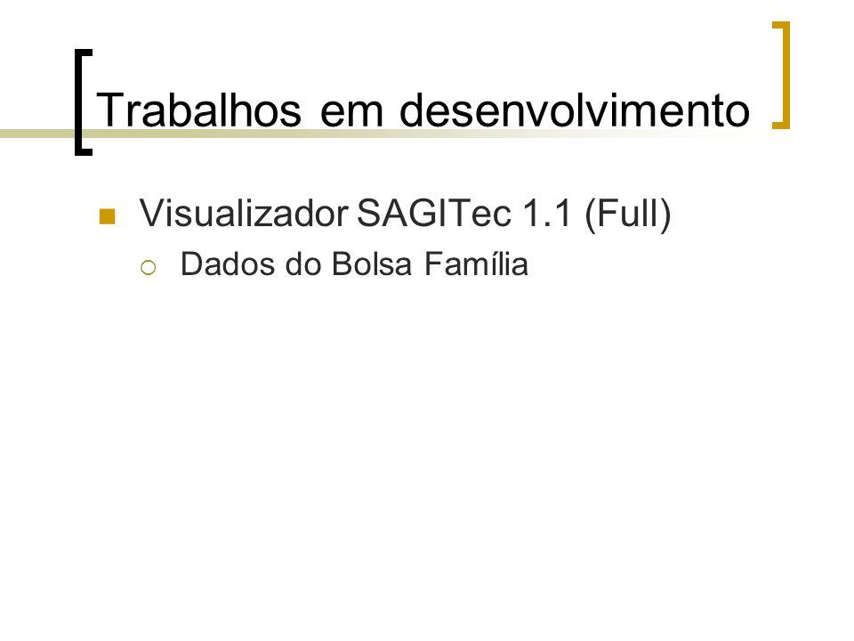 Continuação Instalação do Visualizador FULL no Call Center de Brasília Instalação do Visualizador Light na Internet Access ou Oracle Manual do usuário do Visualizador Ajustes em relatórios e gráficos Melhora no tempo de resposta dos resultados