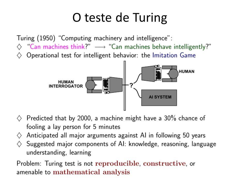 O que é IA .