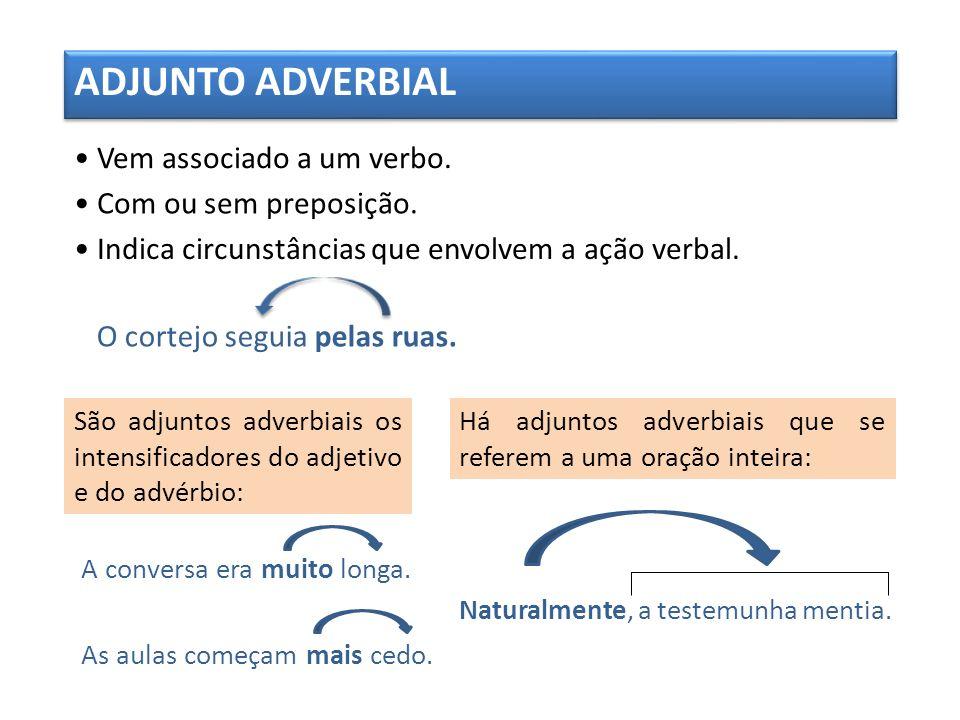 AGENTE DA VOZ PASSIVA Sempre associado a verbo passivo.