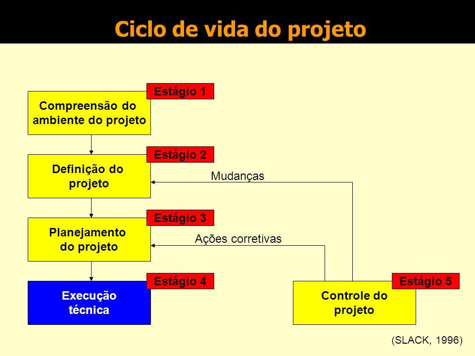 Execução do projeto (Gerenciando o dia-a-dia) Gestão de Projetos Prof.