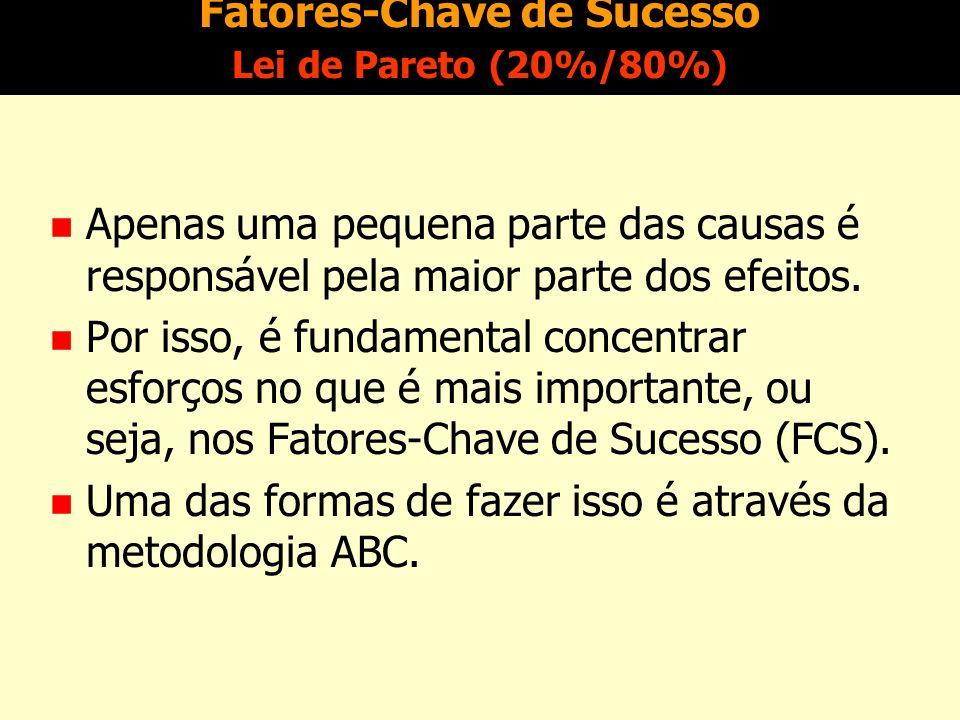 Algumas ferramentas de planejamento e ação Abordagens relevantes: n Fatores críticos de sucesso / Pareto (80%/20%) n Espinha de peixe n PDCA n 5W + 2H