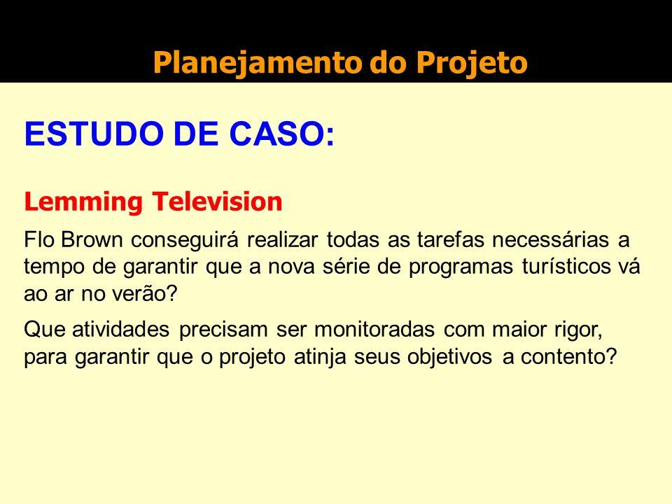 Ciclo de vida do projeto Compreensão do ambiente do projeto Estágio 1 Controle do projeto Ações corretivas Mudanças Estágio 5 Definição do projeto Est