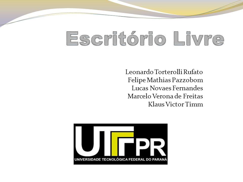 Leonardo Torterolli Rufato Felipe Mathias Pazzobom Lucas Novaes Fernandes Marcelo Verona de Freitas Klaus Victor Timm