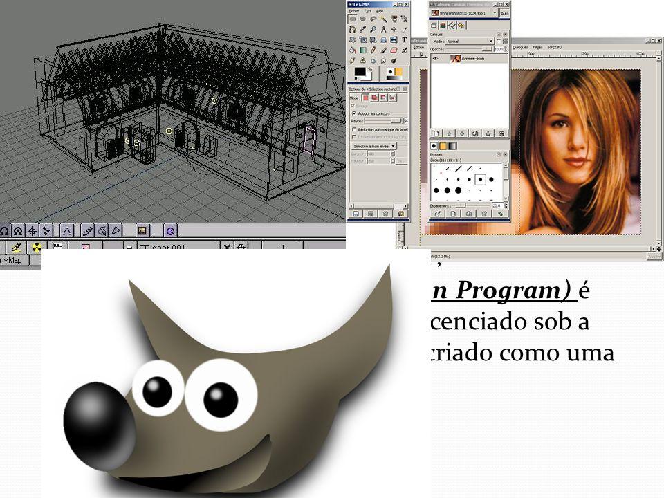 COMPUTAÇÃO GRÁFICA Blender (ou blender3D), para modelagem, animação, texturização, composição, renderização, edição de vídeo e criação de aplicações i