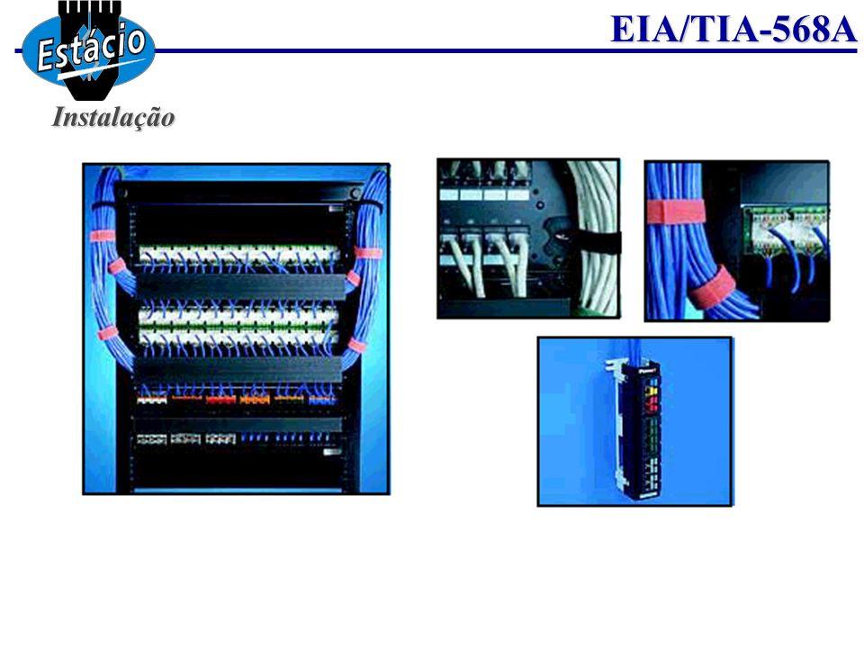 EIA/TIA-568AInstalação