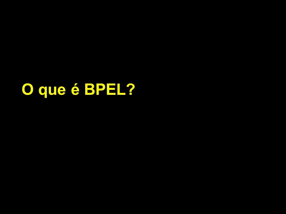 O que é BPEL?