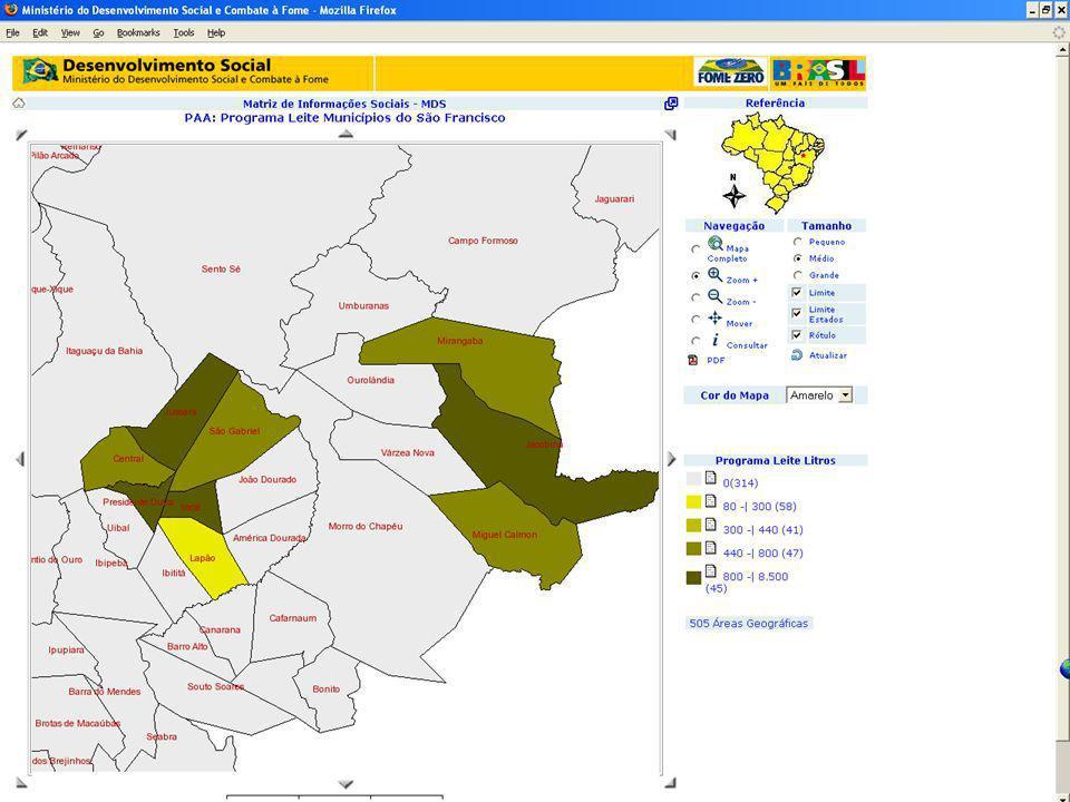 12/dez/2005 MDS/ Diretoria de Gestão da Informação/Coordenação de Recursos Informacionais 31