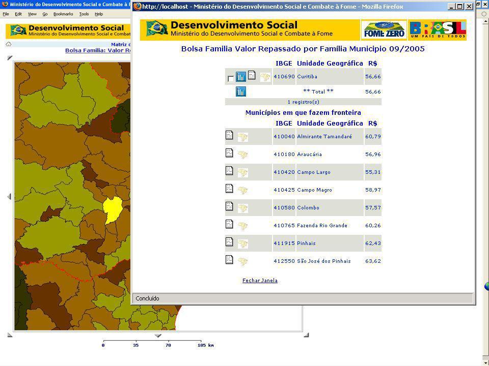 12/dez/2005 MDS/ Diretoria de Gestão da Informação/Coordenação de Recursos Informacionais 39