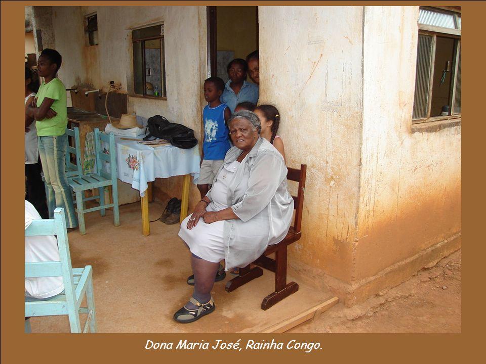 Dona Maria José, Rainha Congo.