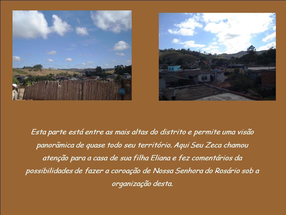 Esta parte está entre as mais altas do distrito e permite uma visão panorâmica de quase todo seu território.