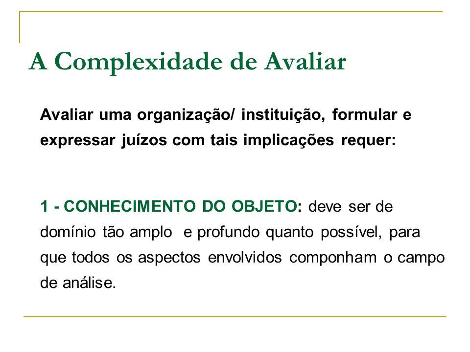 Dimensões de Avaliação Pesos 1.A Missão e o Plano de Desenvolvimento Institucional.05 2.