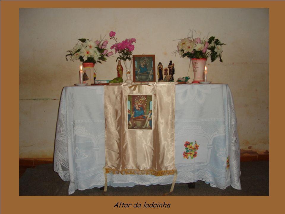Altar da ladainha