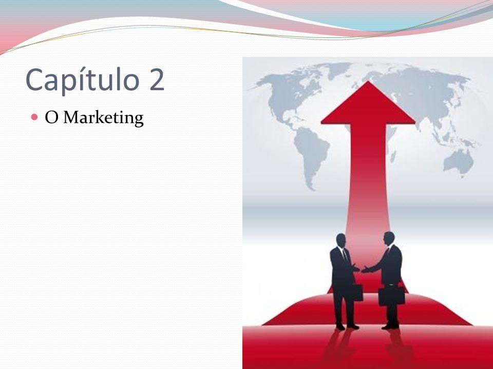 Capítulo 2 O Marketing