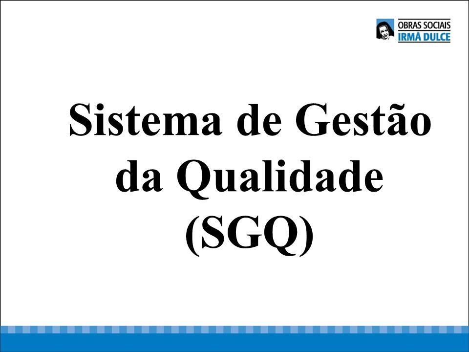 Sistema de Gestão da Qualidade (SGQ)
