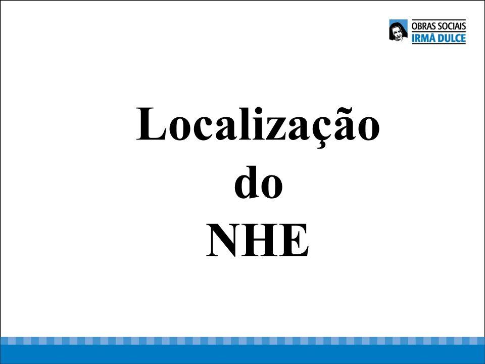 Localização do NHE